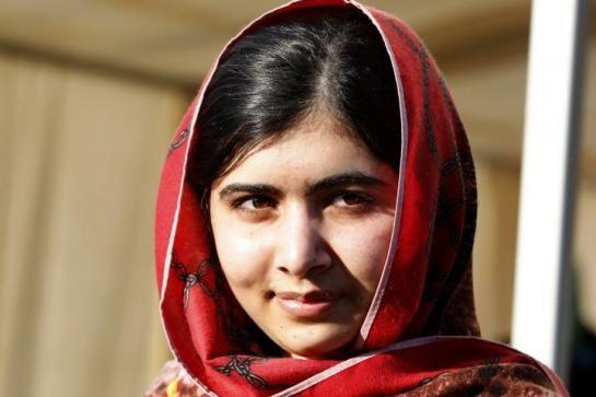 Malala Yousafzai a été désignée personnalité de l'année (Europe1/Direct Matin)