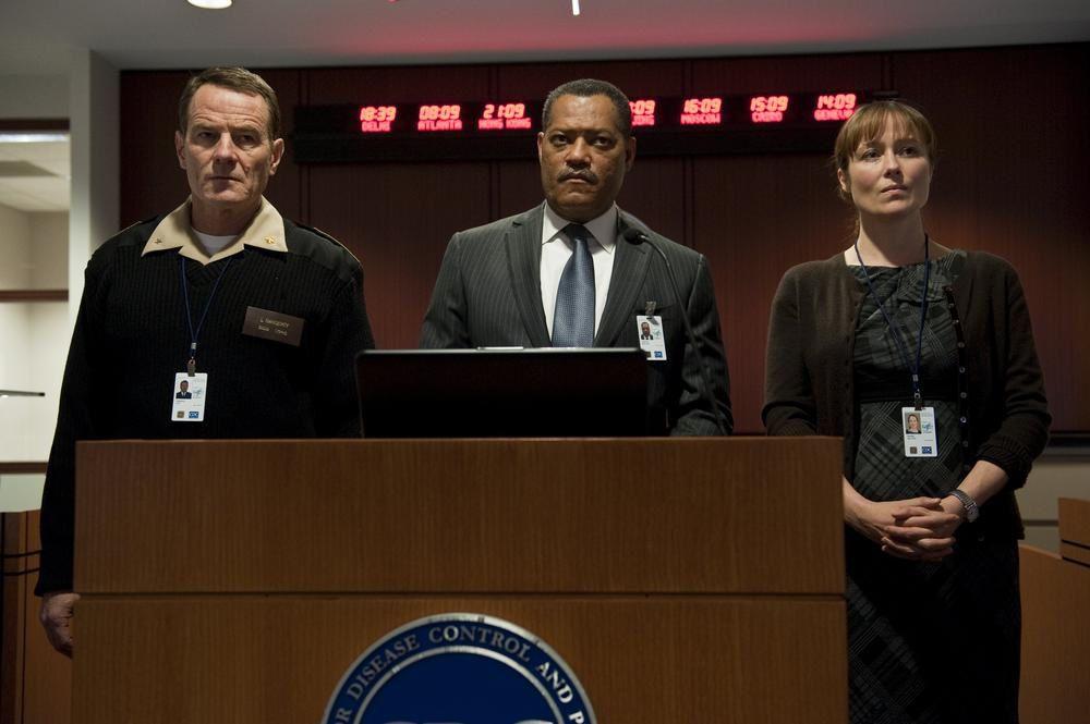 Inédit : Le film « Contagion » le dimanche 18 Janvier sur TF1