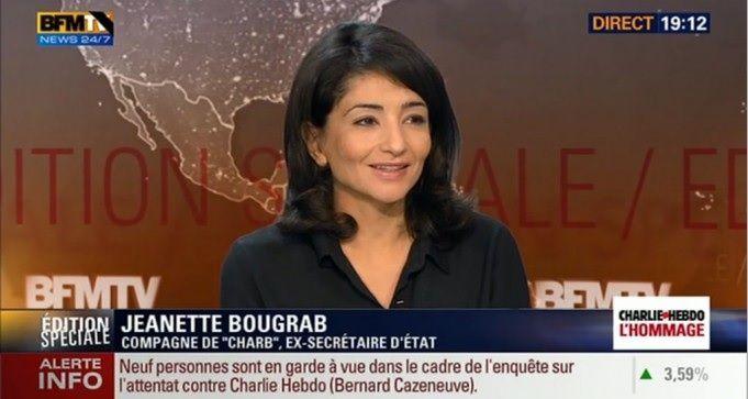 La famille de Charb dément « formellement l'engagement relationnel de Charb avec Jeannette Bougrab »