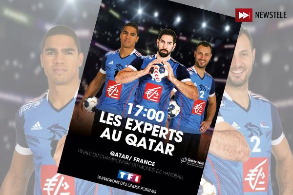 Mondial de handball la finale qatar france dimanche en direct sur tf1 newstele - Finale coupe du monde handball ...
