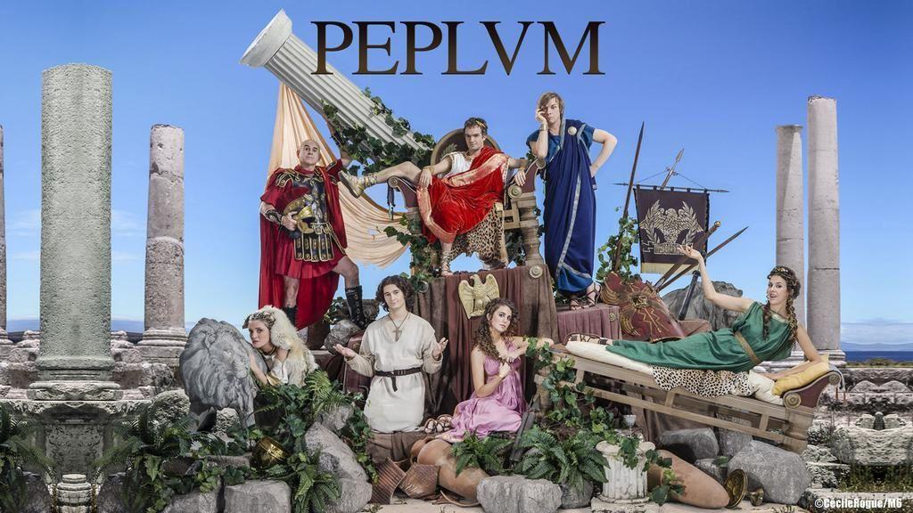M6 lance la série « Peplum » avec Jonathan Lambert ce mardi soir