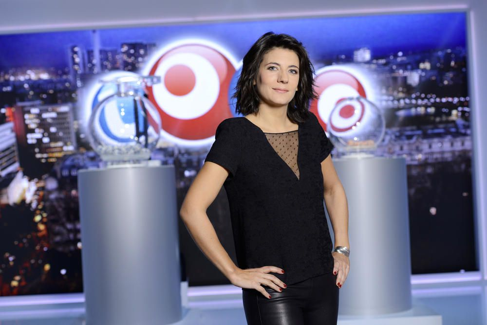 Estelle Denis (JP BALTEL/TF1)