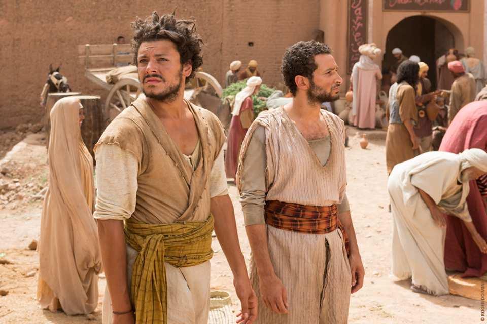 """""""Les Nouvelles aventures d'Aladin"""" (Pathe Distribution)"""