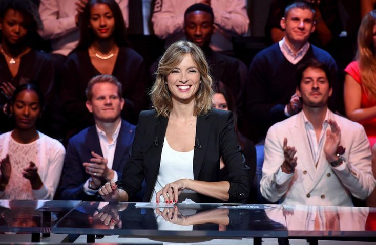 Isabelle Ithurburu ( CANAL+/Thierry Gromik)