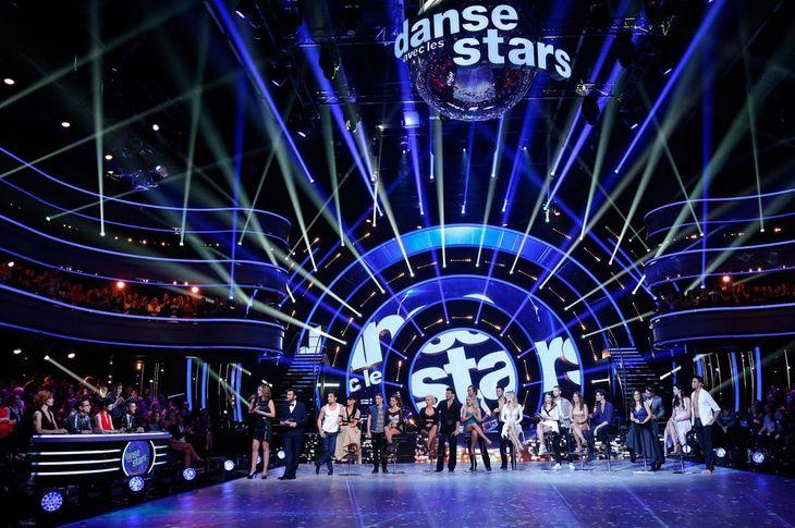 """Danse avec les stars"" (GILLES GUSTINE/TF1)"