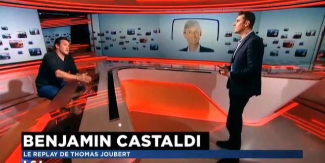 Benjamin Castaldi à Gilles Verdez : « Je ne t'aime pas » (Vidéo)