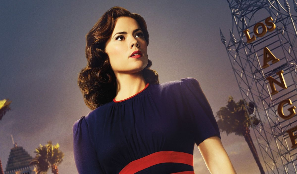 """Agent Carter"" (ABC)"