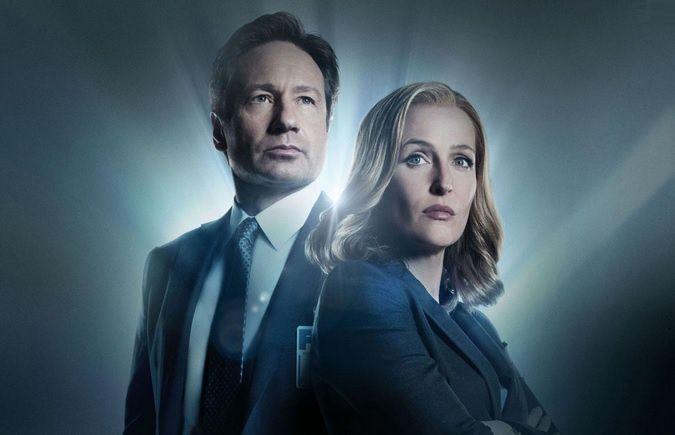 """""""X-Files"""" (© Fox)"""