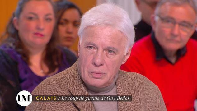 Calais : Le coup de gueule de Guy Bedos contre Manuel Valls (Vidéo)