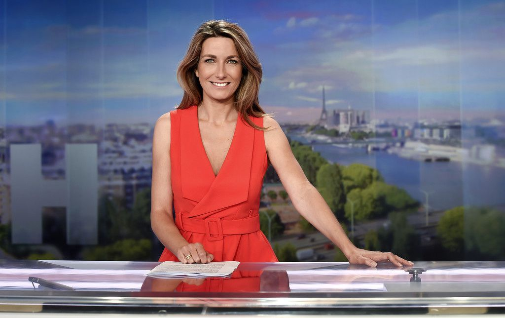 Anne-Claire Coudray (© TF1)