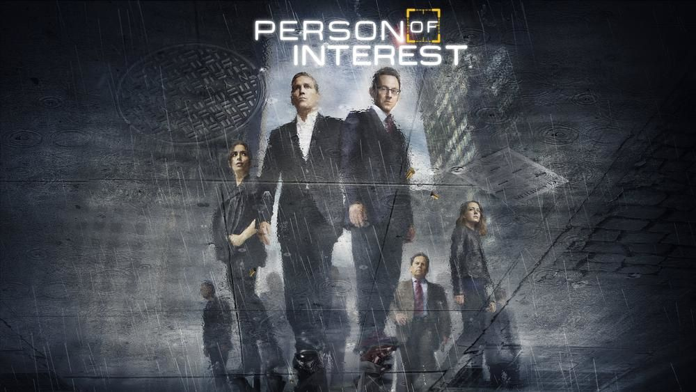 """""""Person Of Interest"""" (© CBS Broadcasting Inc. All Rights Reserved.)"""