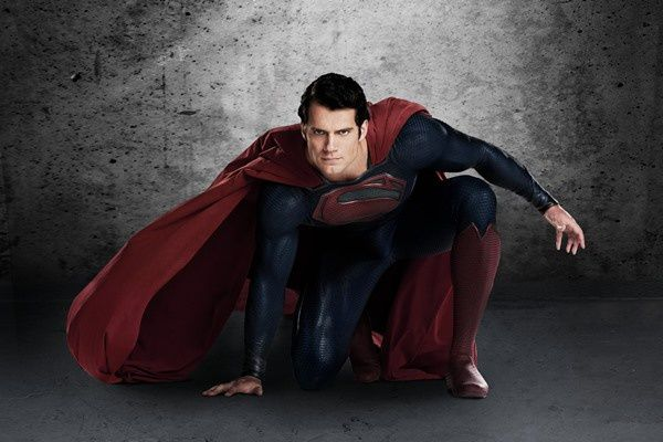 """""""Man Of Steel"""" (© Warner Bros)"""