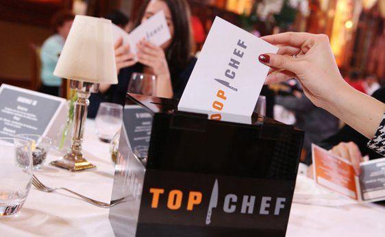 """""""Top Chef"""" (© PIERRE OLIVIER/M6)"""