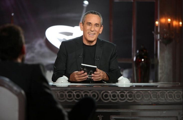 Thierry Ardisson (© Canal+/Maxime Bruno)