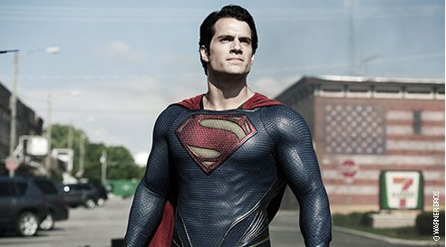 Audiences : « Man Of Steel » large leader sur TF1