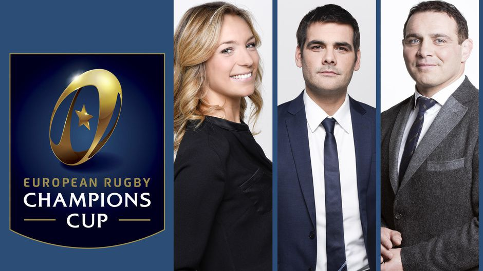 """""""European Rugby Champions Cup"""""""