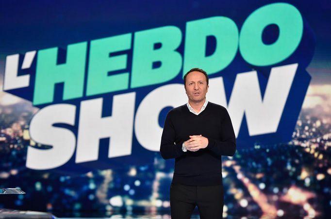 """L'hebdo Show avec Arthur"" (© NICOLAS GOUHIER/TF1)"