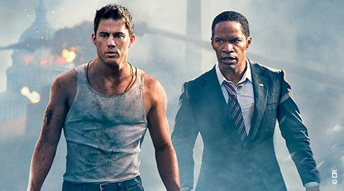 """White house down"" (DR)"