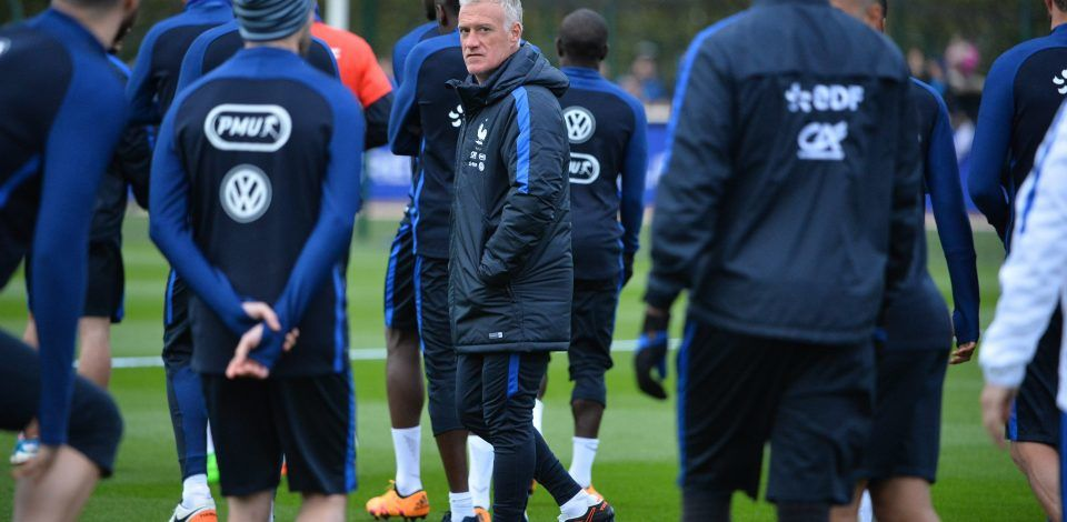 Didier Deschamps (© Lahalle)