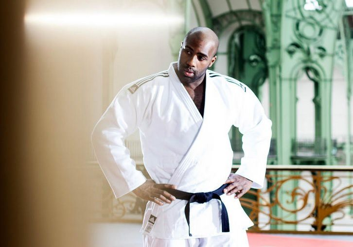 dans l 39 ombre de teddy riner le dimanche 22 mai sur canal vid os newstele. Black Bedroom Furniture Sets. Home Design Ideas