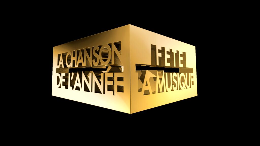 """""""La chanson de l'année fête la musique"""" (TF1)"""