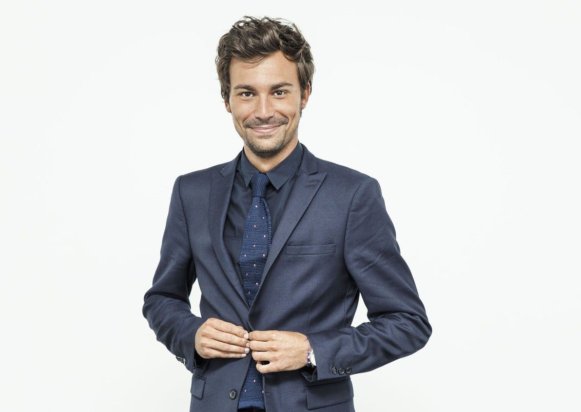 Bertrand Chameroy (Cyrille GEORGE JERUSALMI/D8)