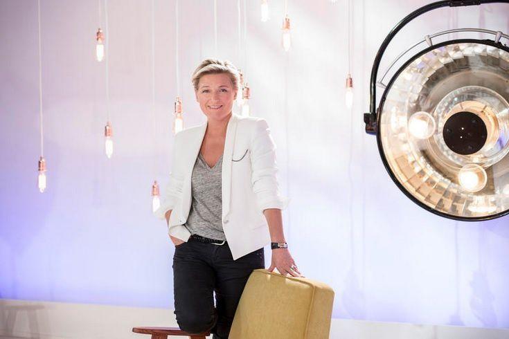 Anne-Elisabeth Lemoine (© Tristan PAVIOT / FTV)