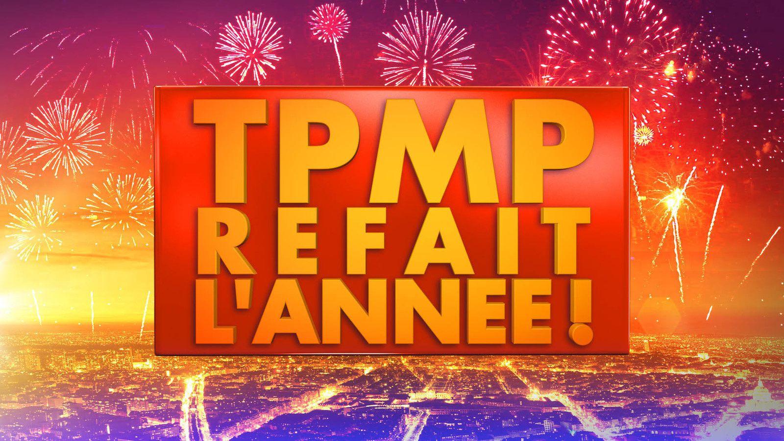"""""""TPMP refait l'année"""" (D8)"""