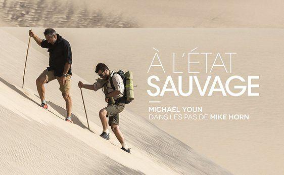 """A l'état Sauvage"" (© M6/Guillame Mirand)"