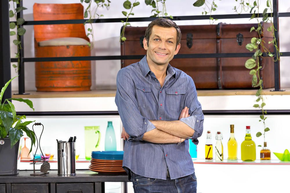 Laurent mariotte s 39 installe au pays basque cet t sur tf1 for Tf1 cuisine laurent mariotte