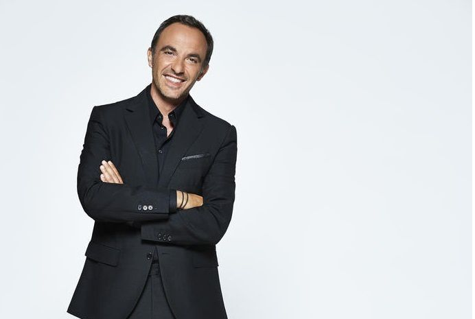 Nikos Aliagas (© Ralph Wenig / Bureau233/ TF1)
