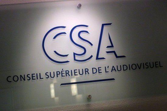 Logo du CSA