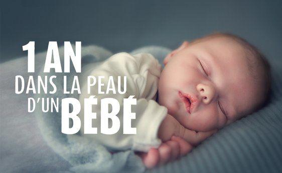 """""""1 an dans la peau d'un bébé"""" (© SHUTTERSTOCK)"""