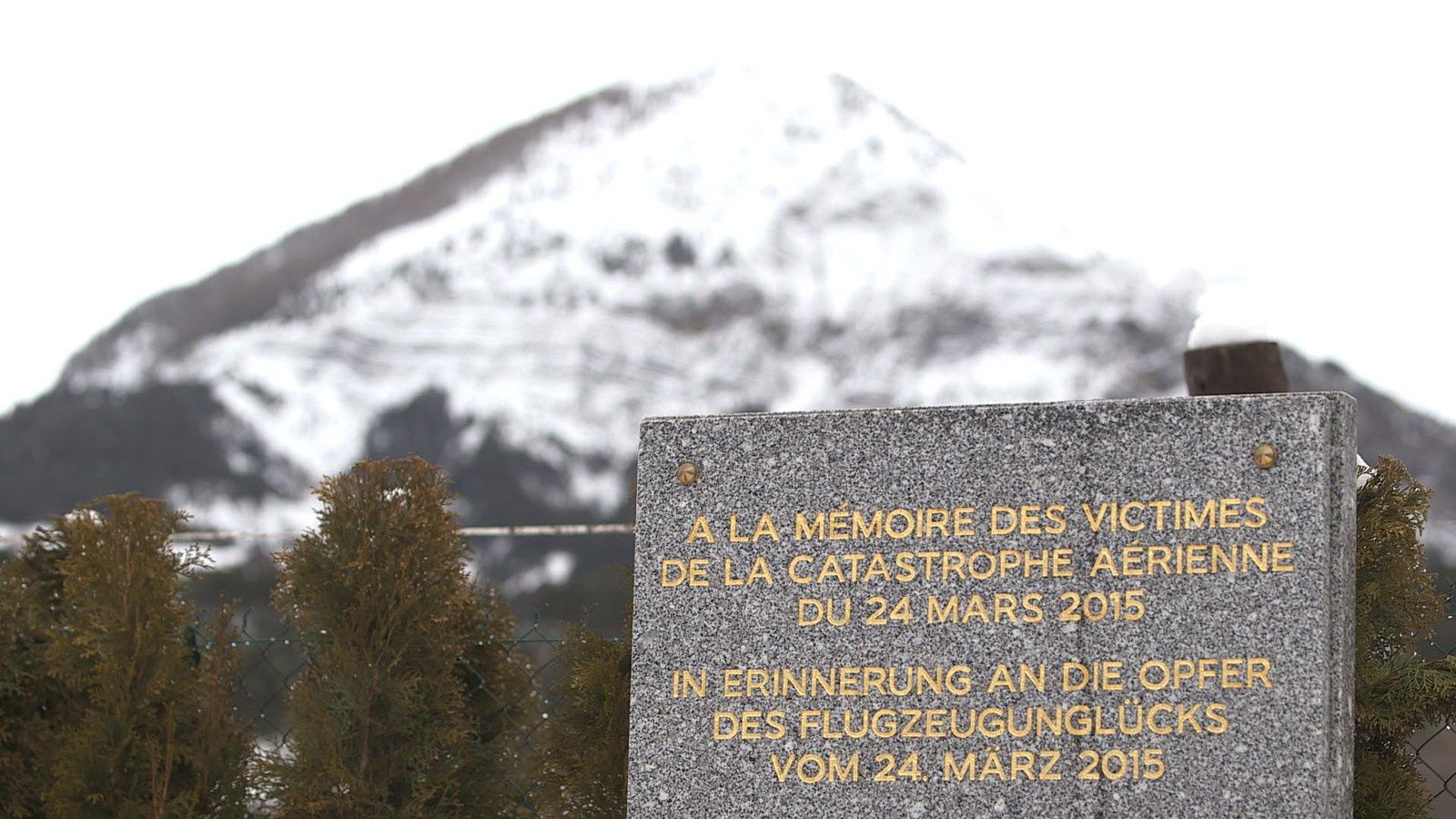 """Germanwings : au cœur d'un crash hors du commun"" (DR)"