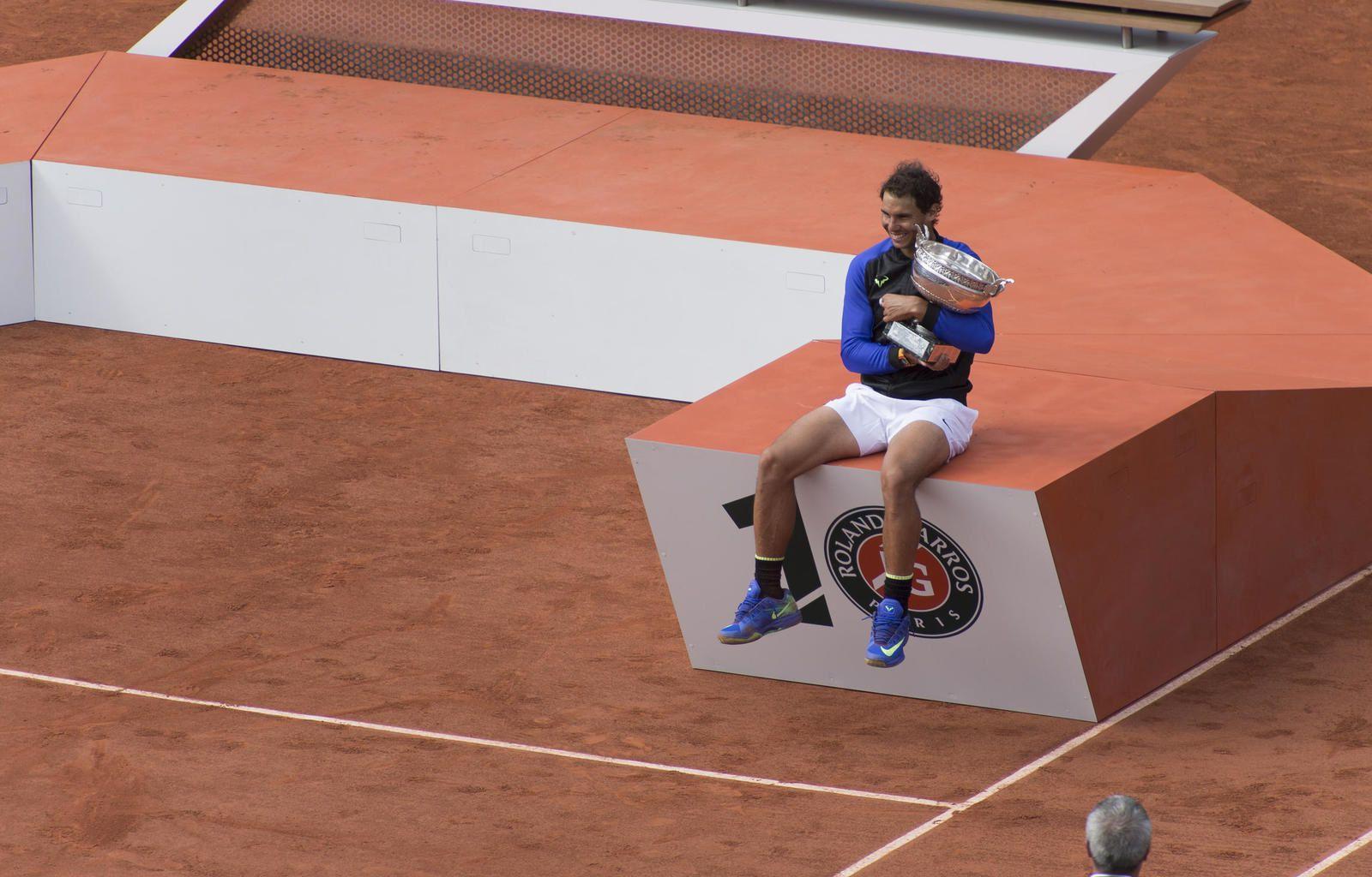 Rafael Nadal (© GUYON Nathalie/FTV)