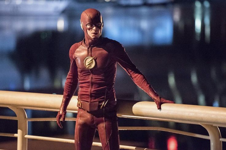 """Flash - Saison 3"" (© The CW)"
