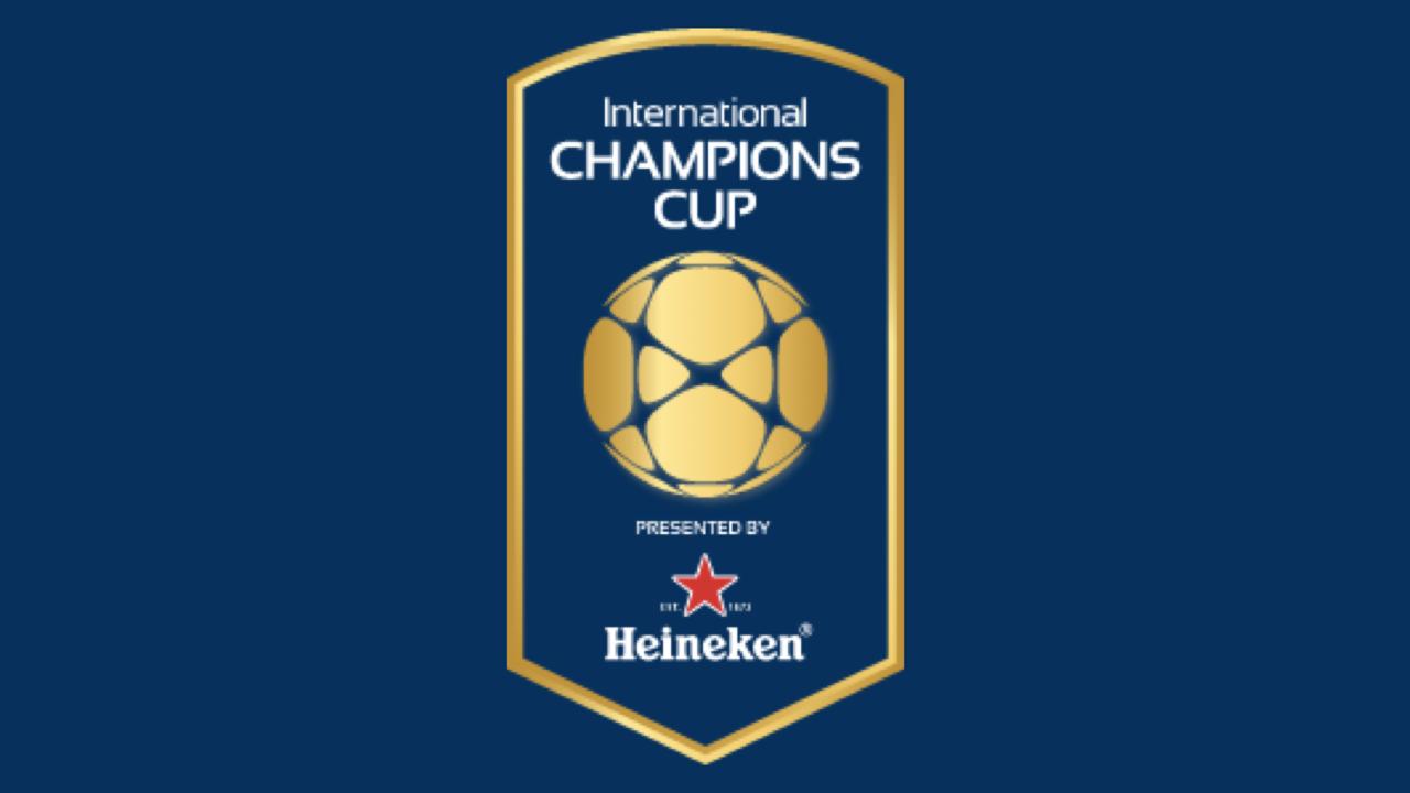 """L'International Champions Cup"" (DR)"