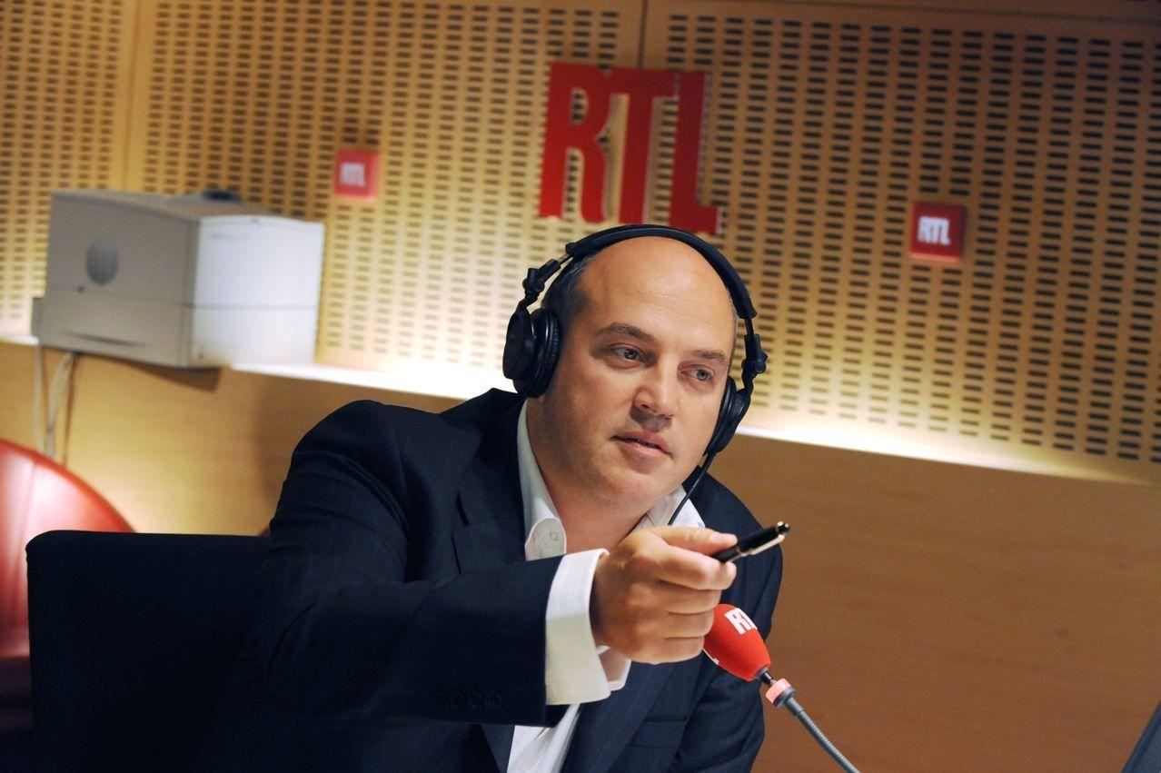 Vincent Parizot (© Elodie Grégoire pour RTL)