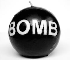 Que signifie votre rêve ? Bombe