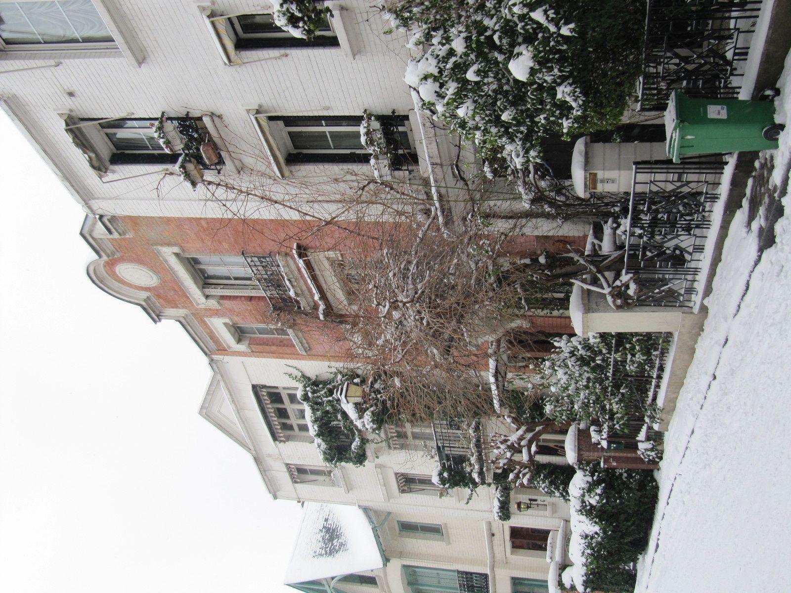 La Villa Léandre à Montmartre
