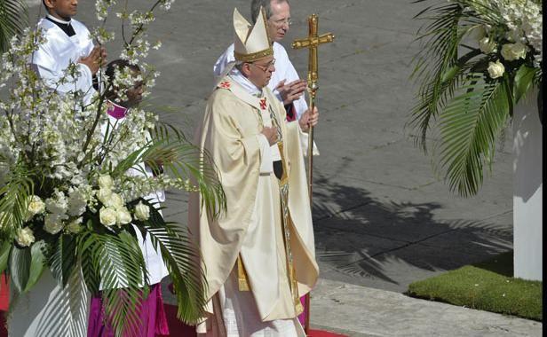 Prière du Pape François au Ressuscité