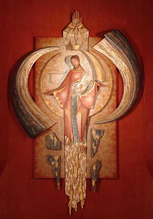 Prière universelle pour la Solennité du Christ Roi de l'Univers