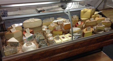 Boutique &quot&#x3B;La Passion du Fromage&quot&#x3B;