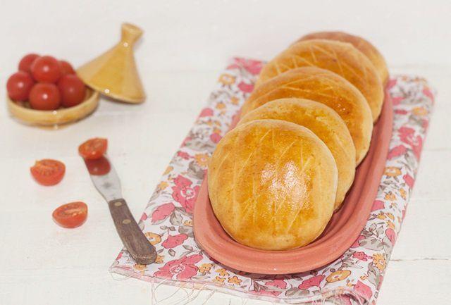 Petits pain farcis au thon et à la mozzarella