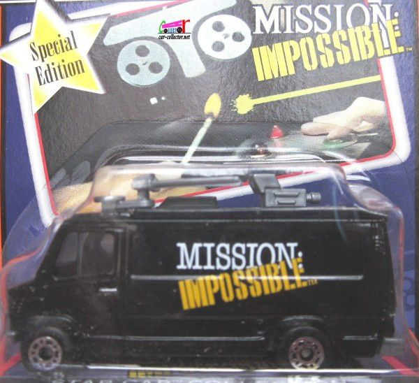 SURVEILLANCE VAN MATCHBOX MISSION IMPOSSIBLE - IMPOSSIBLE MISSIONS FORCE IMF