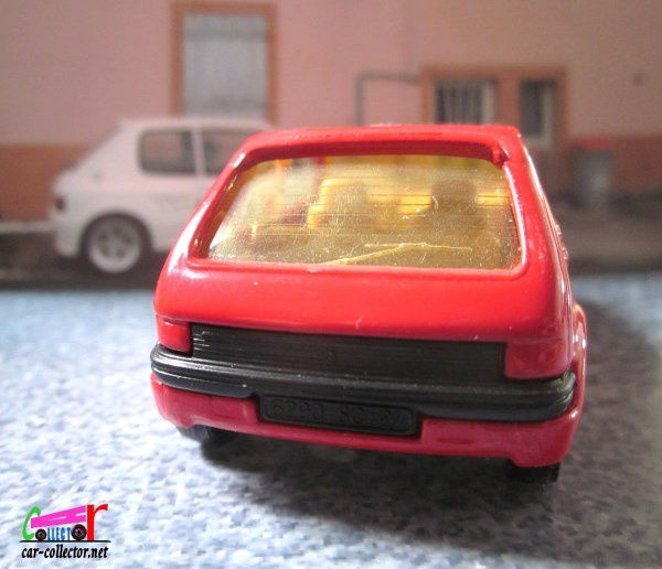 PEUGEOT 205 GTI SOLIDO 1/43 MADE IN FRANCE