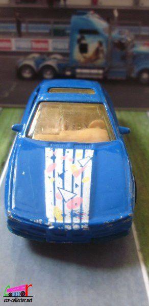 BMW 850I HOT WHEELS MODELE REDUIT AU 1/64