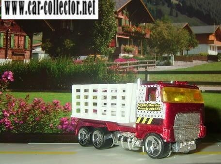 FORD STAKE BED TRUCK HOT WHEELS 1/64