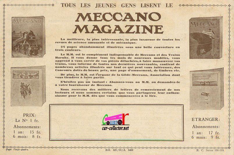 CATALOGUE TRAINS HORNBY 1931 - 1932 LOCOS WAGONS ET ACCESSOIRES