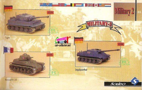 CATALOGUE SOLIDO 1995